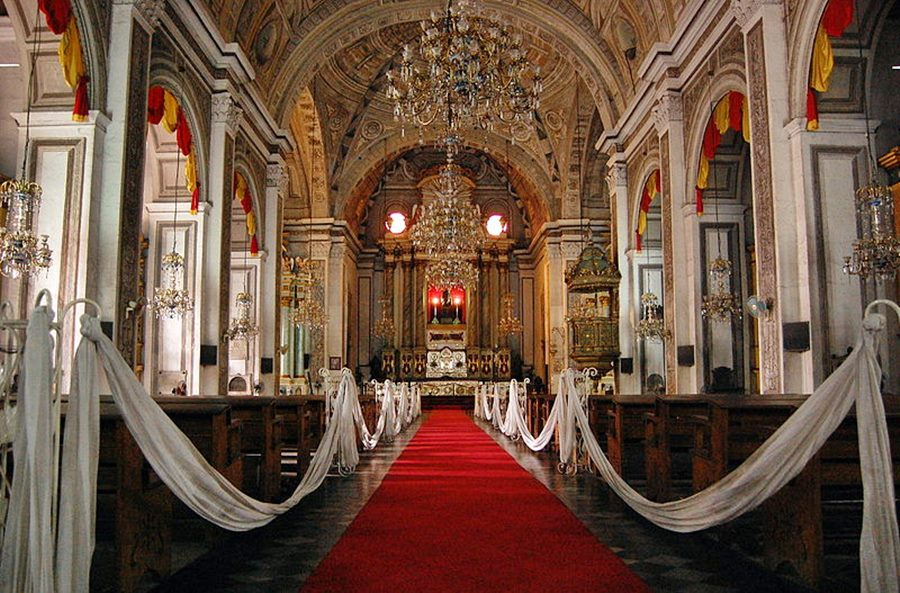 SAN AGUSTIN CHURCH | MASS SCHEDULE