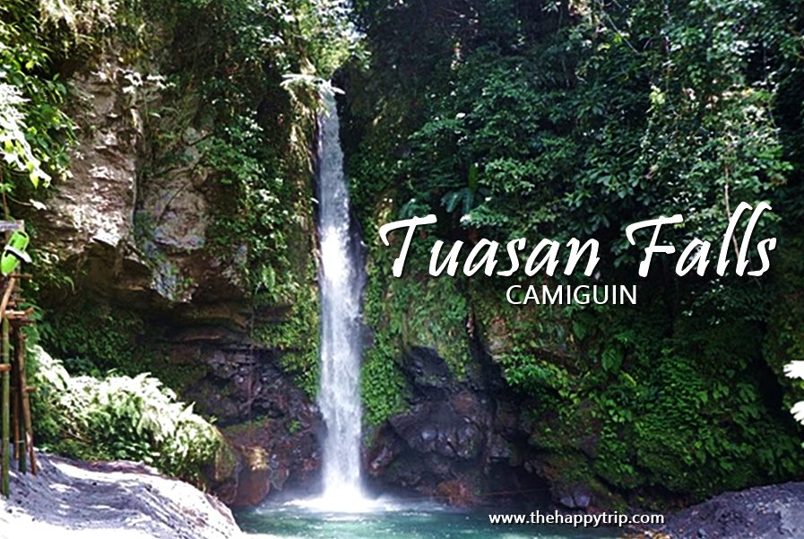 TUASAN FALLS TRAVEL GUIDE | CAMIGUIN
