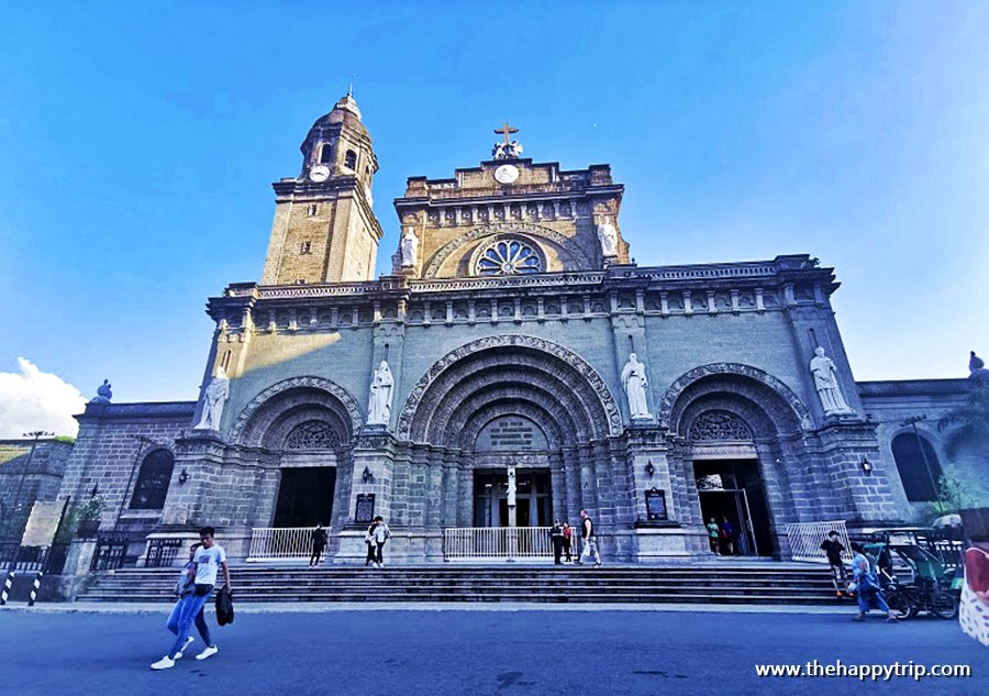 CHURCHES IN MANILA TO VISIT