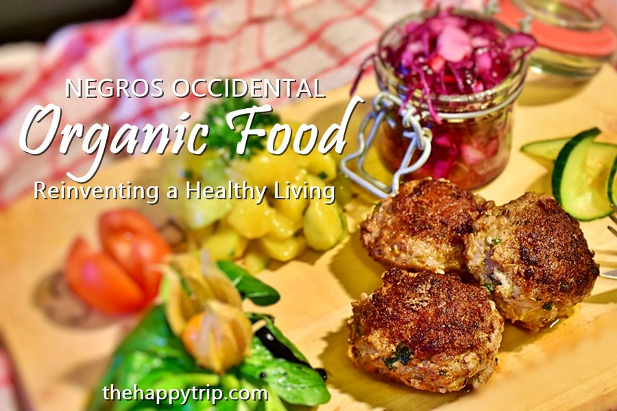 NEGROS OCCIDENTAL ORGANIC FOOD + RESTAURANTS | Reinventing a Healthy Living