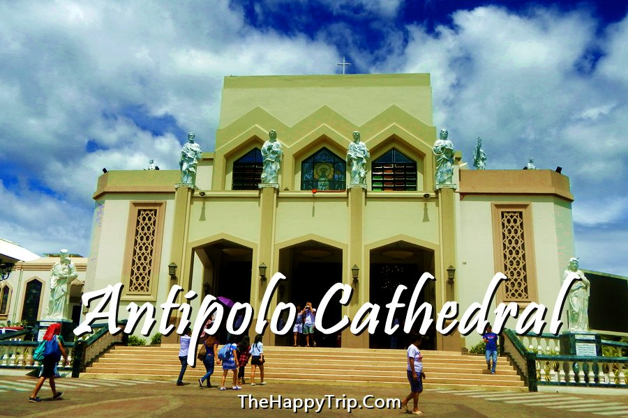 ANTIPOLO CHURCH MASS SCHEDULE [ CATHEDRAL ]