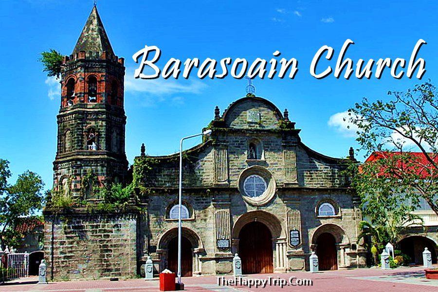 BARASOAIN CHURCH MASS SCHEDULE