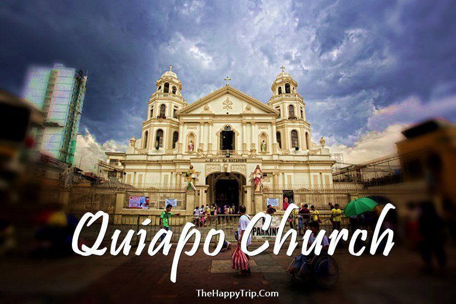 QUIAPO CHURCH MASS SCHEDULE
