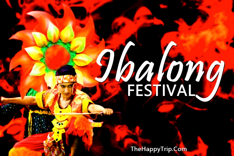 IBALONG FESTIVAL SCHEDULE OF ACTIVITIES