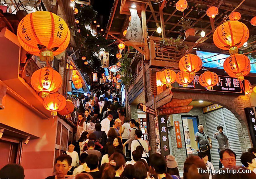 JIUFEN, SHIFEN | Taipei Taiwan Day Tour Travel Guide