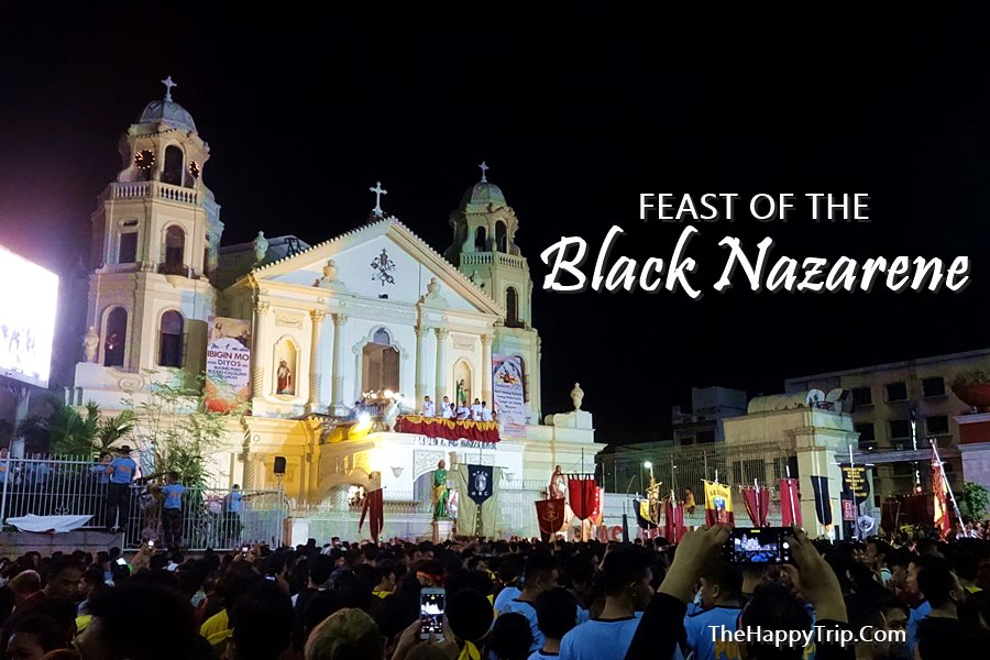 FEAST OF THE BLACK NAZARENE | TRASLACION