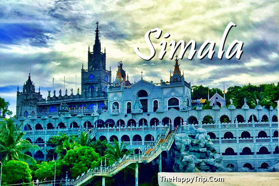 SIMALA CHURCH / SHRINE , CEBU | MASS SCHEDULE