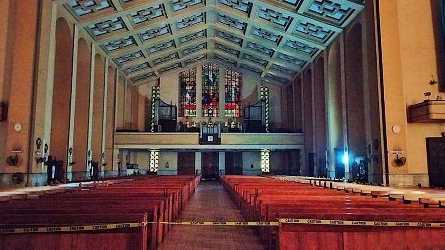 Sto Domingo Church Mass Schedule   Quezon City