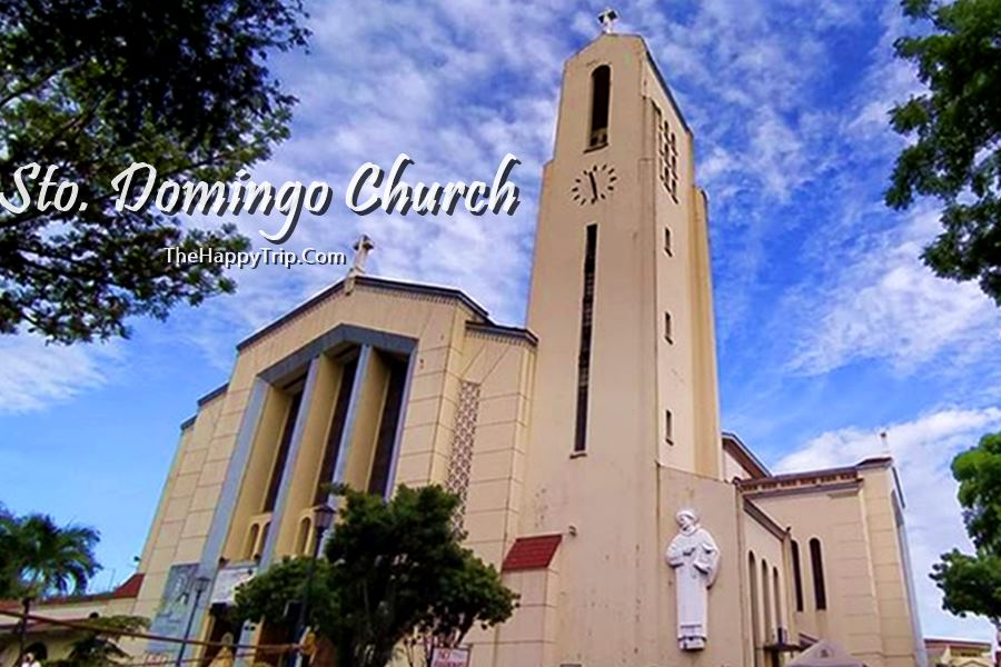 Sto Domingo Church Mass Schedule | Quezon City
