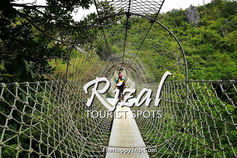 RIZAL TOURIST SPOTS | THINGS TO DO