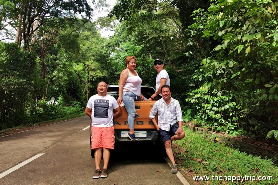 Binalbagan and Isabela With Ford Ranger