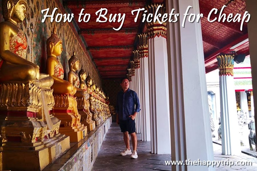 HOW TO BUY TICKETS FOR CHEAP